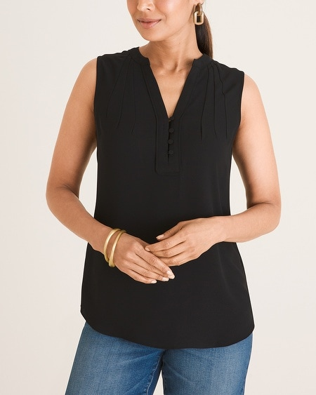 Women S Blouses Statement Bouses Pullovers Chico S