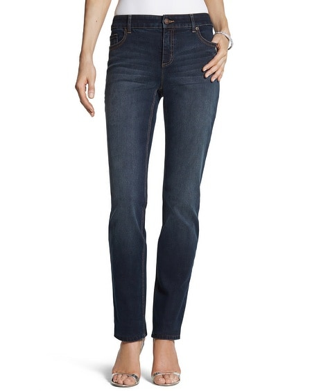So Lifting Slim-Leg Jean Regular Length