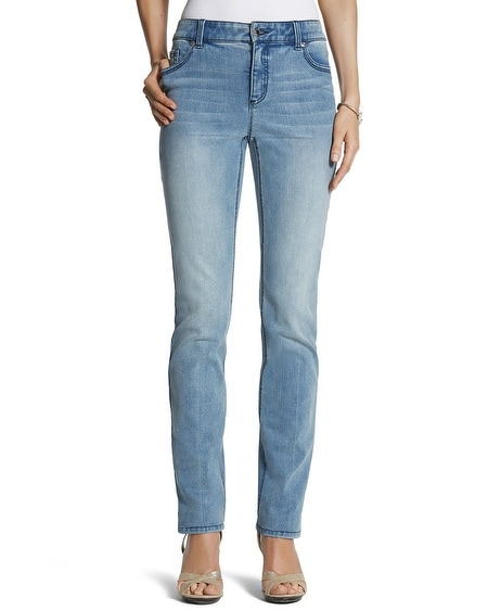 So Lifting Slim-Leg Jeans Regular Length
