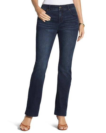 By Chico's Bootcut Jean Regular Length