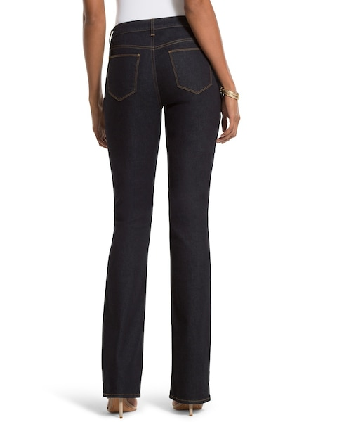 Platinum Barely Bootcut Jeans - Chicos