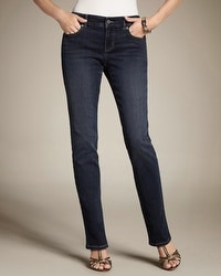 So Slimming By Chico's Sapphire Slim-Leg Jean