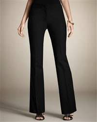 Smooth Stretch Flare Trouser Pant