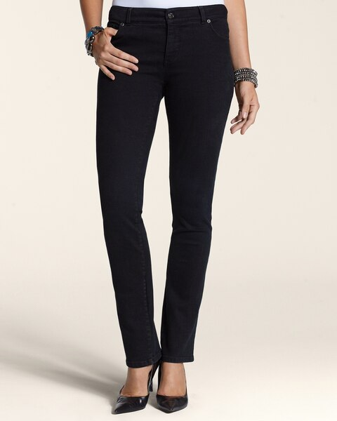 Original Slim Leg Jeans in Black