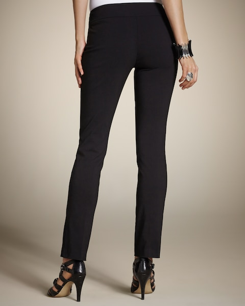 Slim Stretch Pull-On Pants -RG