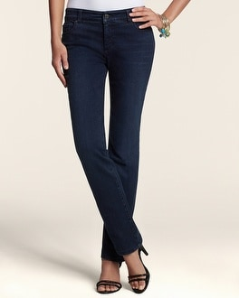 So Slimming By Chico's Bella Wash Slim-Leg Jean