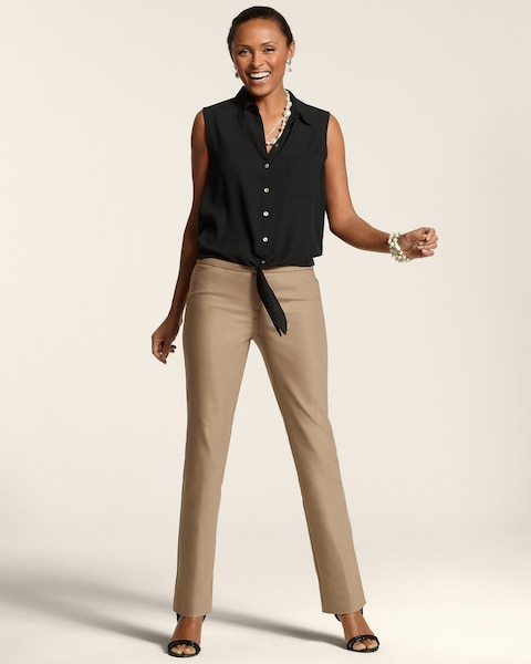 City Chic Trouser Pants