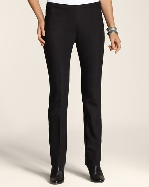 City Chic Side Zip Pants