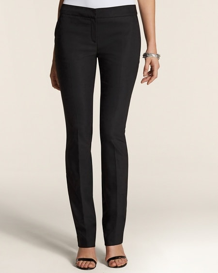 By Chico's City Chic Straight Pant - RG