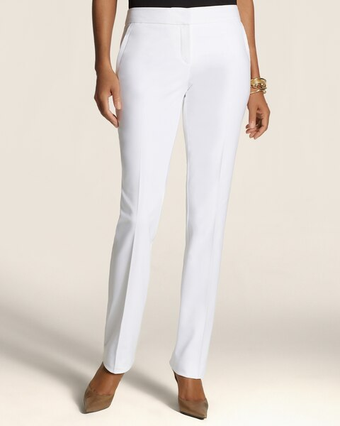 City Chic Straight Pants