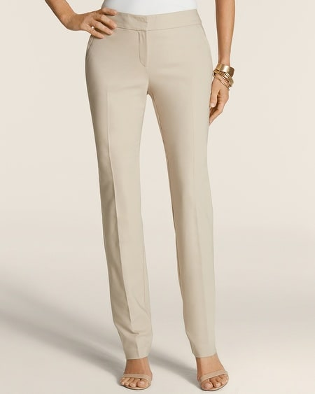 City Chic Straight Pants - RG