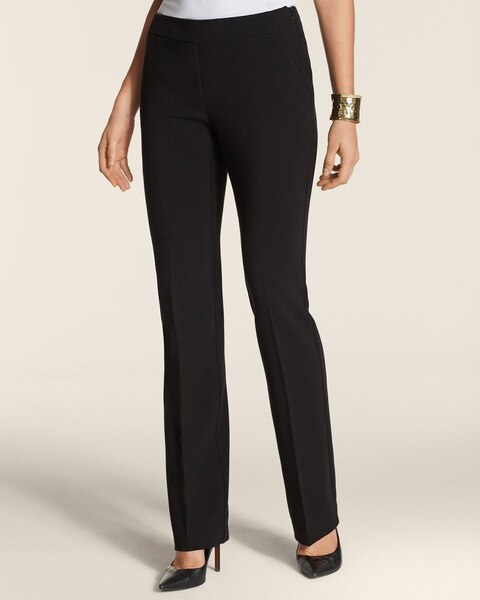 Manhattan Side Zip Pants