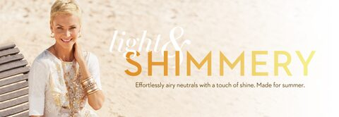Light & Shimmery