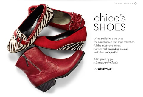Chico's Shoes