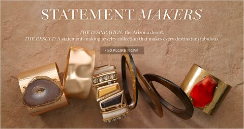 Statement Jewelry Experience