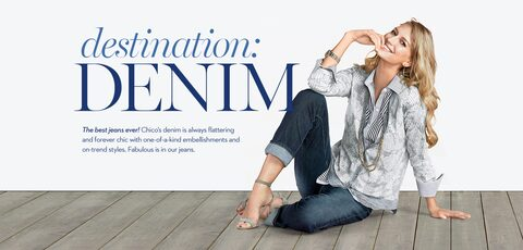 Destination: Denim