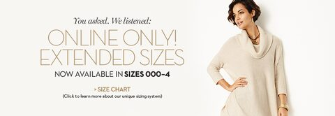 Online Only Extended Sizes! |  Now available in sizes 000 - 4 | Size chart (Click to learn more about our unique sizing system)