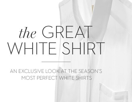 The Great White Shirt
