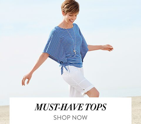 Must-have tops | Shop Now