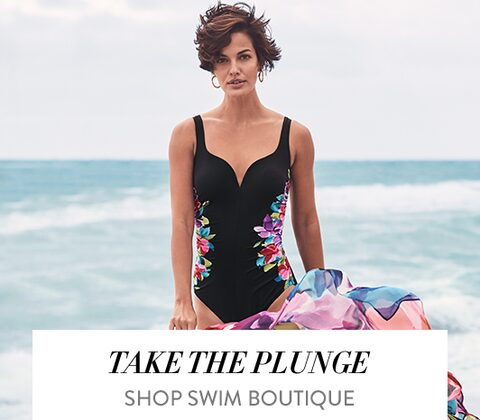 Take the plunge | Shop Swim Boutique.