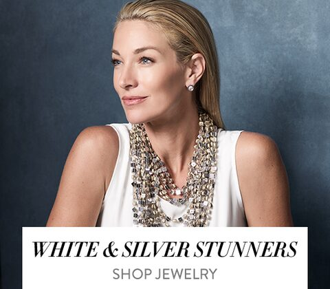 White & Silver Stunners | Shop Jewelry