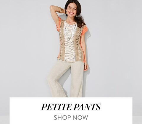 Petite Pants | Shop Now.