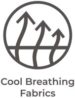 Cool Breathing Fabrics