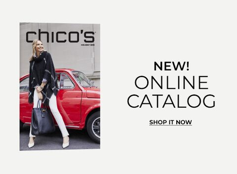 New! Online catalog. Shop It Now.
