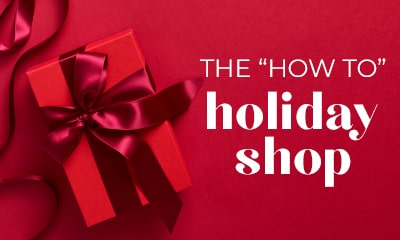 The How To Holiday Shop