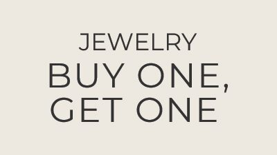 Jewelry. Buy one, Get one