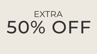 Extra 50% Off