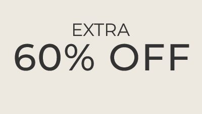 Extra 60% Off
